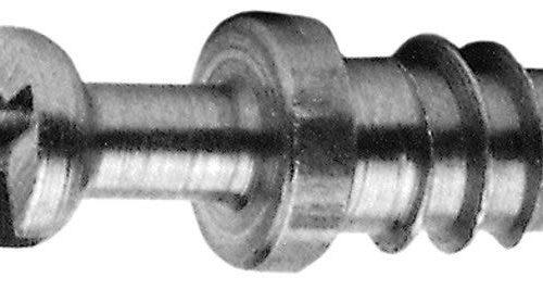 Шток эксцентрика AZ 20/21, 7 мм, с резьбой по дереву 7.5 мм, под отв. Ø 5 мм, шлиц Combi PH2