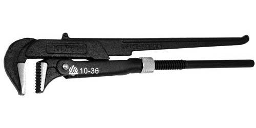 Ключ трубный рычажный газовый литой, хром-ванадиевая сталь ГОСТ 18981-73