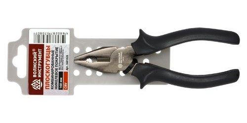 Плоскогубцы комбинированные никелевое покрытие